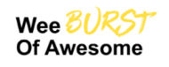 Wee Burst Of Awesome Logo